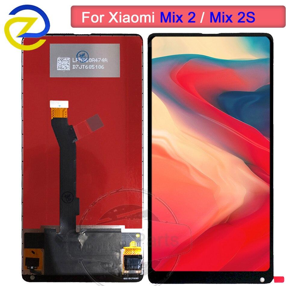 5.99 Orijinal Ekran XIAOMI Mi Mix 2 2 S LCD dokunmatik ekran digitizer Snapdragon 835 Xiao MI MIX 2 S LCD MIX2 Mix2S lcd Montaj5.99 Orijinal Ekran XIAOMI Mi Mix 2 2 S LCD dokunmatik ekran digitizer Snapdragon 835 Xiao MI MIX 2 S LCD MIX2 Mix2S lcd Montaj