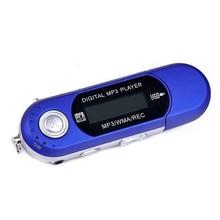 hot deal buy mini fashion digital mp3 players tf card usb 2.0 flash drive memory stick lcd sports fm radio mp3 music player