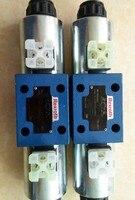 Rexroth электромагнитный клапан 4WE10E3X/CG24N9K4 гидравлический клапан R900588201