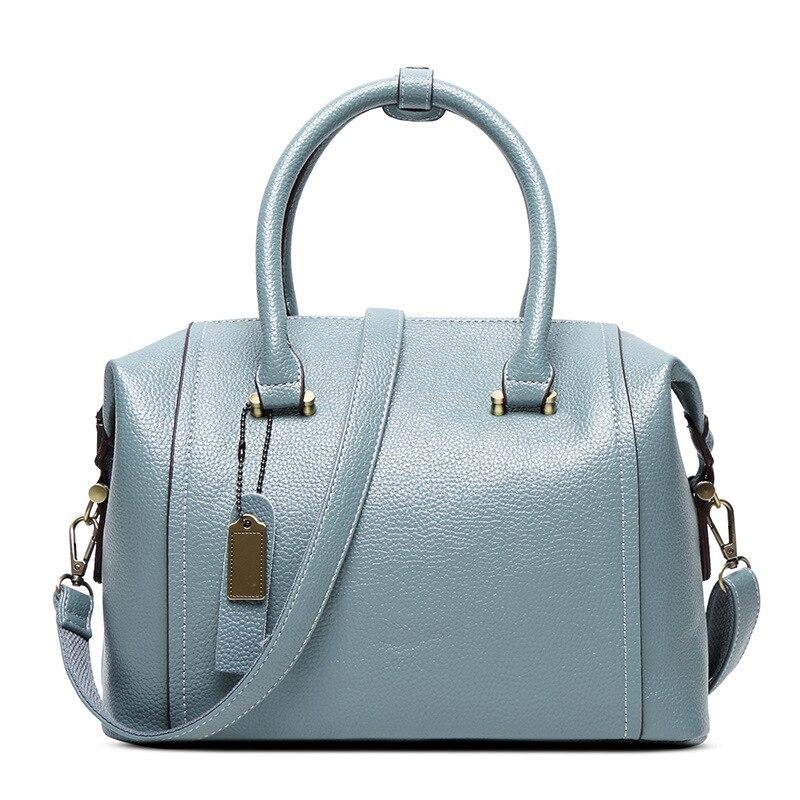 Сумка женская из натуральной кожи, мессенджер, тоут, Сумочка от известного бренда, чемоданчик на плечо|leather bags women|women genuine leather baggenuine leather bag | АлиЭкспресс