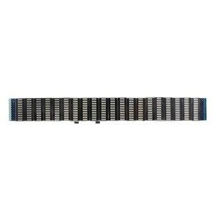 Image 2 - Ghxamp multicolorido 20 segmento led amplificador de espectro de música nível 10 usb 5 12 v função de relógio de alimentação terminado novo
