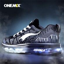 ebccfec59 Onemix Лидер продаж Для мужчин ритм музыки Обувь с дышащей сеткой Открытый Кроссовки  Спортивная обувь Для