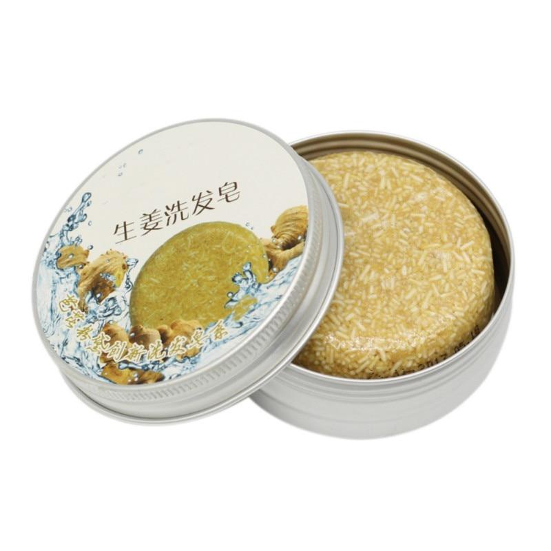 1pcs Hair Shampoo Soap Anti-Dandruff Moisturizing Hair Soap Makeup Fragrance Smooth Maquiagem Diagnostic-tool Without Silicone