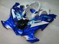 Fairing GSX 750 1999 Fairings GSX600F 01 02 1998 - 2006 Katana Blue White Fairing Kits GSX600F 01 02