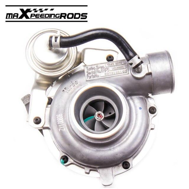 rhf5 turbolader für isuzu trooper 3.0l 4jx1tc turbo 8972503641
