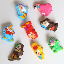 Newest Soft Rubber Eco-friendly Cute Cartoon Drawer Wardrobe Cabinet knobs Cupboard door handle Kids Room Furniture Handles Knob
