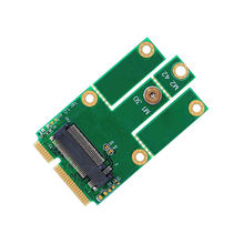 M.2 Ngff Key E To Mini Pci-E Wifi Bluetooth 4.0 USB2.0 Adapter Card