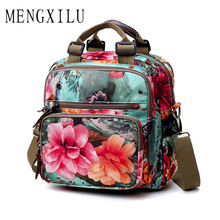 New Large Capacity Bags for Women 2019 Nylon Waterproof Female Bag Backpack Laptop Backpack Multifunction Travel Bag for Women