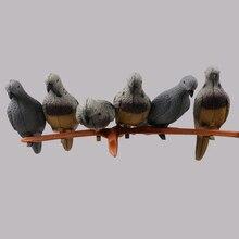 10pcs/lot Archery 3D Animal target Pigeon bait EVA foam hollow shooting target