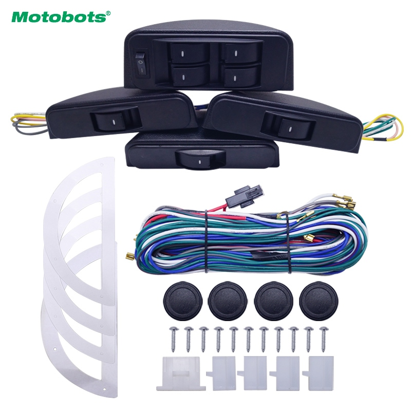 US $25.53 26% OFF|FEELDO 1Set Universal Moon Electronic Car Power Window on spark plug types, door handle types, safety harness types, circuit breaker types, valve types, battery types, seat belt types, lights types, suspension types, antenna types, engine types, power supply types, fan types,