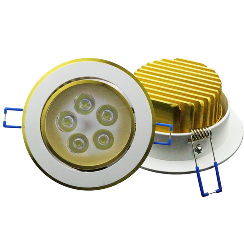 Einbauleuchte Licht & Beleuchtung Dimmbare Led Decke 10 Watt/14 Watt High Power Decke Licht Ac85-240v Led Schrank Licht Scheinwerfer Warme Weiß/ Kalt Weiß/weiß