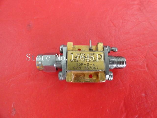 [BELLA] MITEQ AFS4-12701350-15P-S-4 15V SMA Supply Amplifier