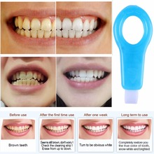 7pcs Set Teeth Cleaning Kit Teeth Burnisher Polisher Whitener Stain Remover Safe Wipe Off Dental Whitening Dental Bleaching