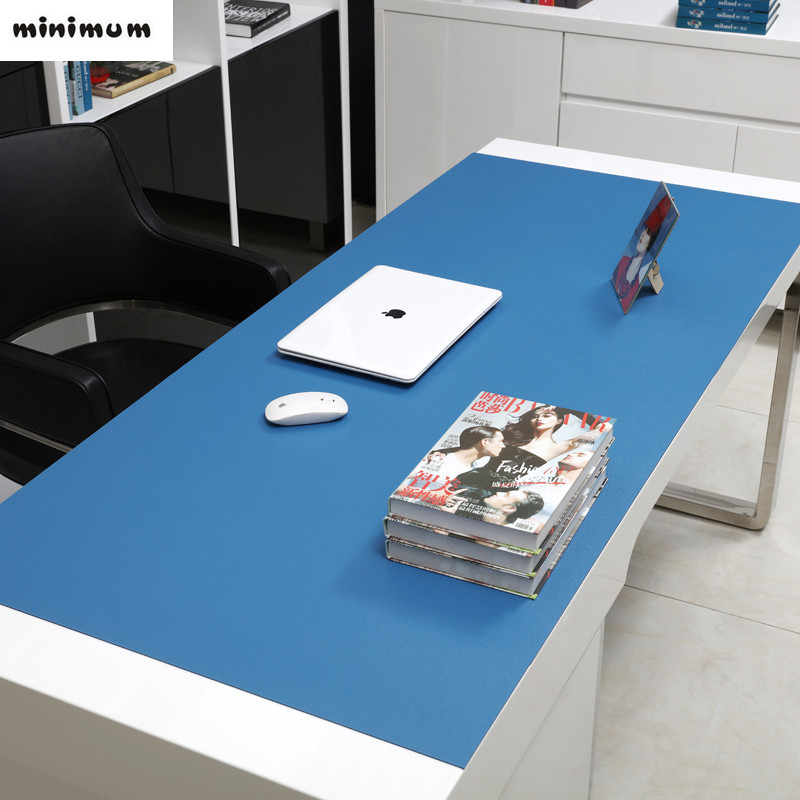Desk Mat Business Computer Mats Mouse Pad Large Table Thicker New Office Multi Color Pvc Cloth Free Shipping