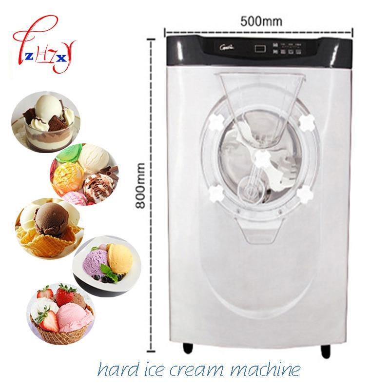 110 220v 商用全自動 BQ22T デスクトップハードアイスクリームマシン、アイスクリームメーカー、アイスクリームマシン 110v -