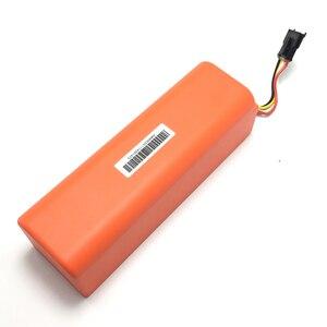 Image 2 - Neue Original Ersatz Batterie für XIAOMI ROBOROCK Staubsauger S50 S51 S55 Mijia Gen 1st Zubehör Teile