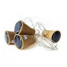 5pcs/Lot Solar Wine Bottle Copper Fairy Strip wire Novelty Night Lamp DIY Cork LED Light String for Party Xmas Decor wine bottle cork shaped string light 20 led night fairy light lamp lr44 battery drop shipping 8 1
