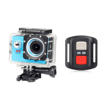 New Full HD 1080P WIFI H16R Action Sports Camera Camcorder Waterproof +Remote Outdoor Sports Bicycle Cycling Accessories May 15