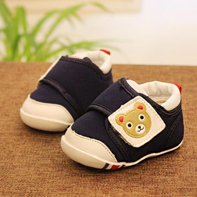 The Berenstain Bears a Kapoor rabbit baby toddler shoes shoes in winter with warm cotton baby shoes soft bottom function