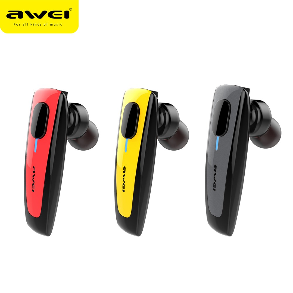 Admirable Awei Business Single Side Mini Bluetooth Earphone Microphone Noisereduction Driving Headphones Real Wireless Awei Multipoint Wireless Bluetooth Earphone Earbud Business dpreview N1 Wireless Reviews