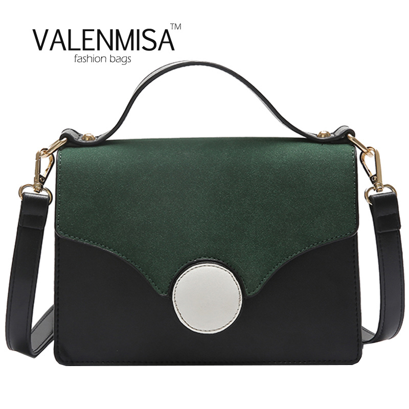 Small Fashion Coin Purse Bag Designer Brand Crossbody Bags For Women Fashion shoulder Bag 2017 Winter Matt Leather Messenger Bag