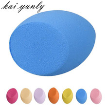 kai yunly 1PC Multifunction Egg-shaped Soft Cosmetic Makeup Powder Foundation Liquid Puff Facial Face Make Up Sponge Tool Aug 31