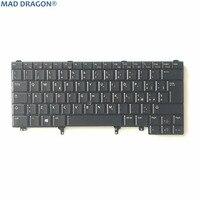 New Original Laptop Parts For DELL LATITUDE E6420 E6430 E6320 E5420 E5430 UK Swiss Track Point