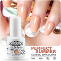Perfect Summer Nail Gel Polish DIY Nail Art Salon UV Soak Off Nail Gel Varnish Long Lasting Led Gel Polish Brand