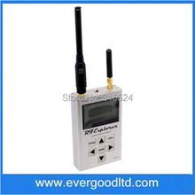 RF Explorer - 3G Combo 15-2700 MHz Handheld Digital Spectrum Analyzer Includes a Transport EVA Carry Case Pocket Size TES09102P(China)