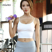 Women Slim Yoga top Sleeveless Exercise Shirts Gym Clothes Spandex Running Tights Sports Fitness