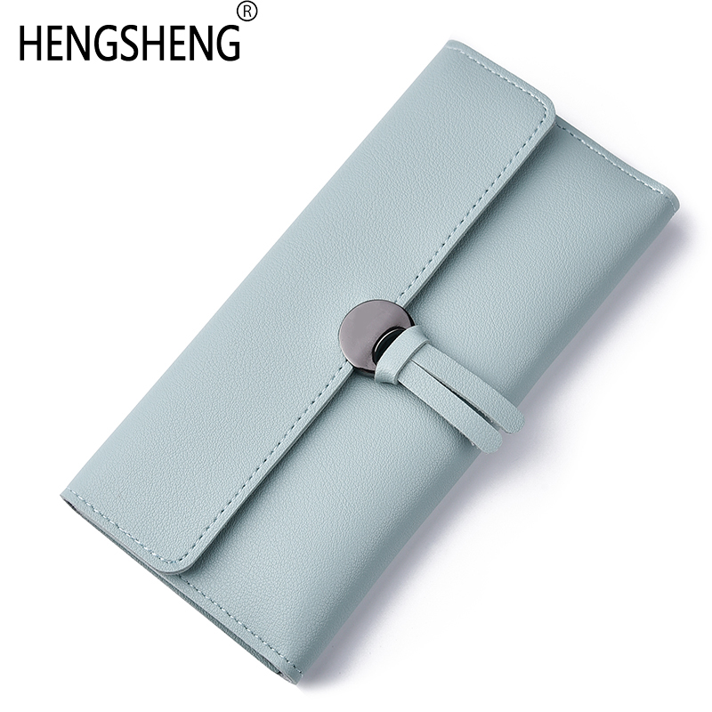 2017 Fashion Women Purse Female Wallet Business Card Holder Thin Money Bag For Girl Long Lady Handy Clutches Portomonee Carteras simple organizer wallet women long design thin purse female coin keeper card holder phone pocket money bag bolsas portefeuille