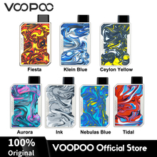Original VOOPOO DRAG Nano Pod Kit 750mAh Built-in Battery 1ML Refillable Pod Cartridge Vape Kit Electronic Cigarette & Necklace