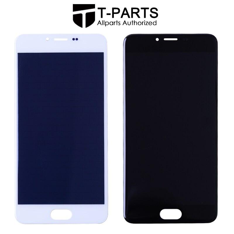 imágenes para 100% Probado Garantía 5.2 pulgadas Para MEIZU M5 LCD M611H Pantalla táctil de La Asamblea Digitalizador Para MEIZU M5 Pantalla M611D M611Y M611A