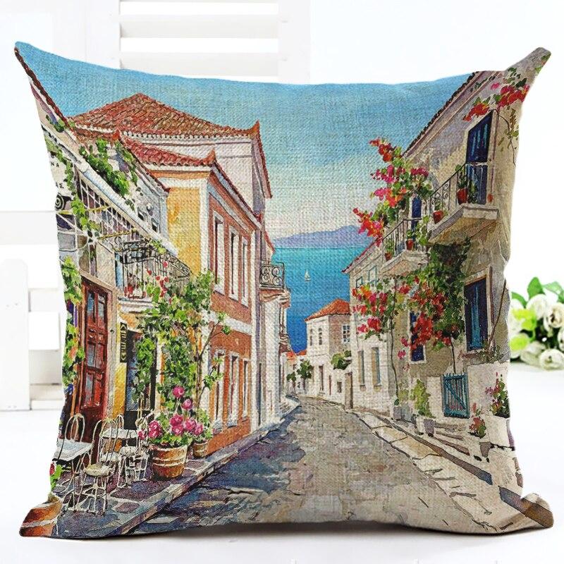 2016 Hot Selling American Town Home Decorative Sofa Cushion Throw - Home Textile - Photo 5