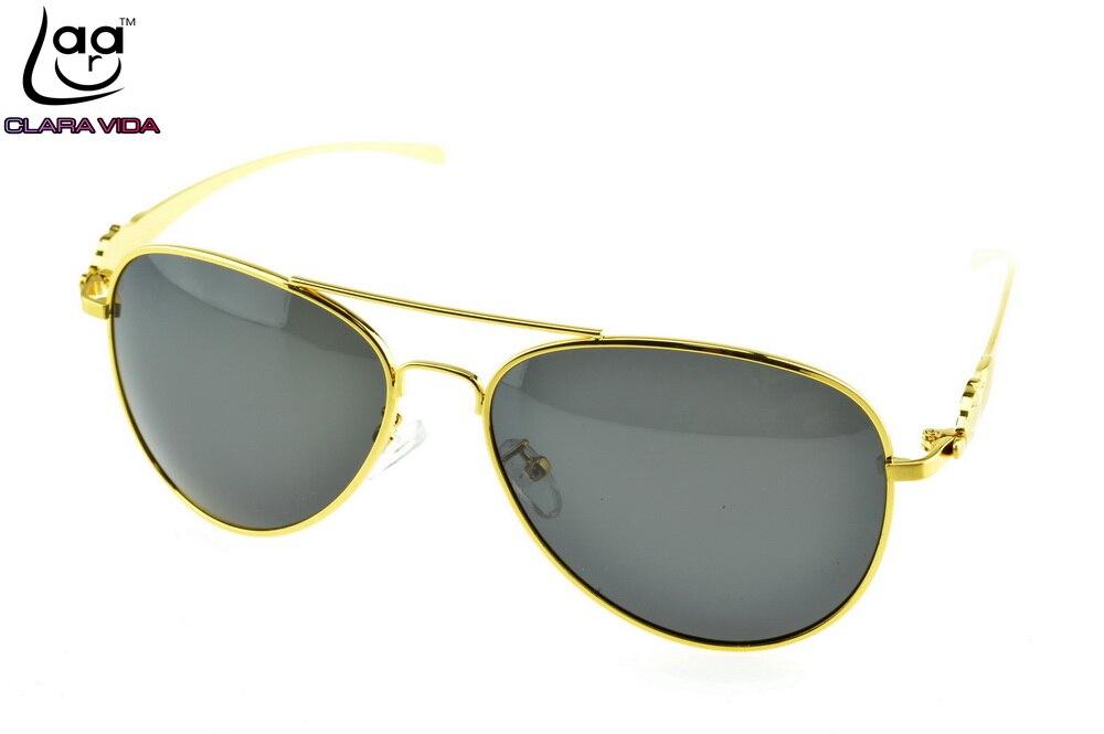 =CLARA VIDA Polarized Reading Sunglasses= Almg Alloy High-grade Men Women Sun Glasses Polarized Sunglasses +1 +1.5 +2 +2.5 to +4