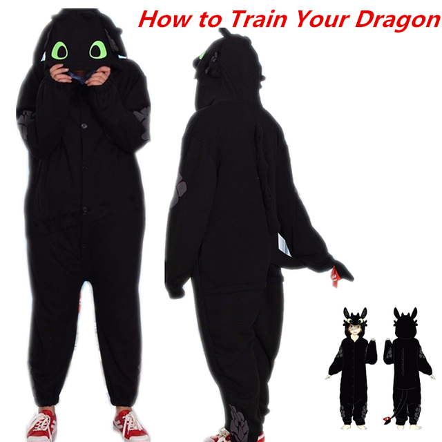 How to train your dragon toothless unisex sleepwear pajamas jumpsuit how to train your dragon toothless unisex sleepwear pajamas jumpsuit cosplay costume ccuart Image collections