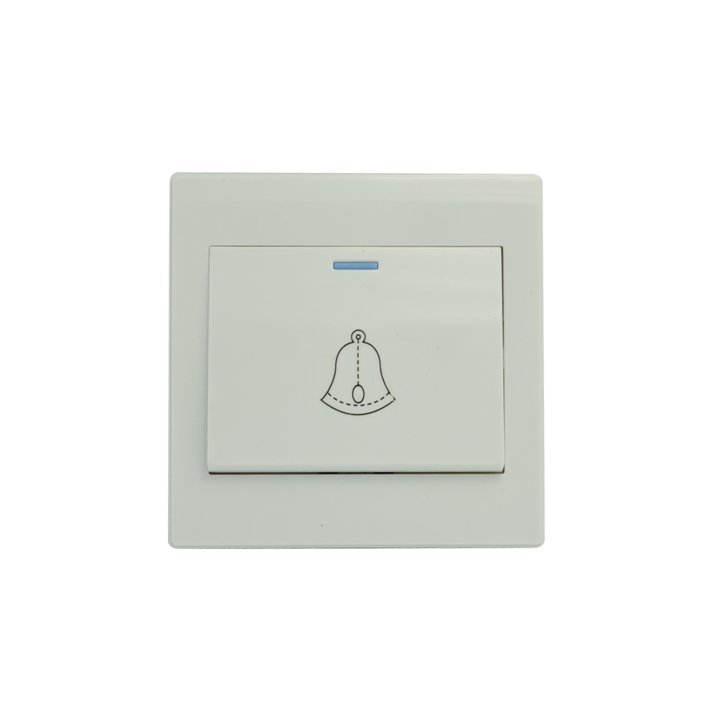 10 PCS Door access control button NO signal automatically restroration aluminium alloy Switch press to