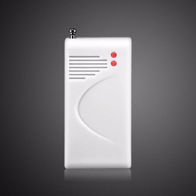 אלחוטי הלם חיישן גלאי דלת חלון רטט חיישן אבטחה עבור GSM G90B בית מעורר מערכת אבטחה