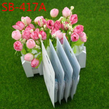4 pcs(1 pack) SB-417A SB417A Dual Clean Electric Toothbrush Heads Oral Heygiene Care Free Shipping - sale item Personal Care Appliances
