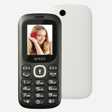 Original IPRO I3185 Unlocked Mobile Phones GSM Dual SIM 1.77 Inch Bluetooth 2G Cell Phone With English Spainish Russian Language