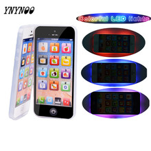 YNYNOO New Arrivals Hot Sale Kids Toys Child TOY Phone Music Light Mobile Phone Study Educational Toy Best Gifts For baby