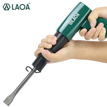 LAOA 6CFM Powerful Pneumatic Chipping Hammer for Vehicle Repairing Air-hammer Jack Hammer for Bridge Contruction Air Draft