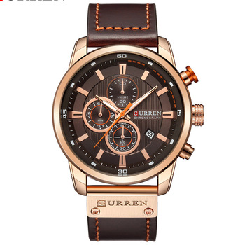 Curren - Chronograph Sport Waterproof Watch