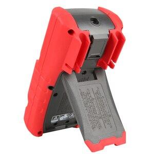 Image 5 - UNI T ut191e/ut191t multímetro profissional; verdadeiro rms ip65 impermeável/dustproof multímetro digital, temperatura/loz tensão