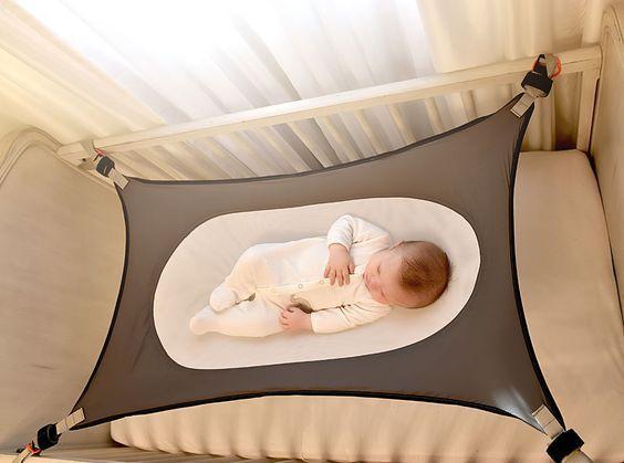 Babybedje Voor Buiten.Afneembare Draagbare Veiligheids Hangmat Babybedje