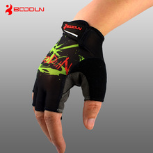 Summer Childrens Bicycle Semi - Comfortable Breathable  Cycling Gloves and Men Women Fitness