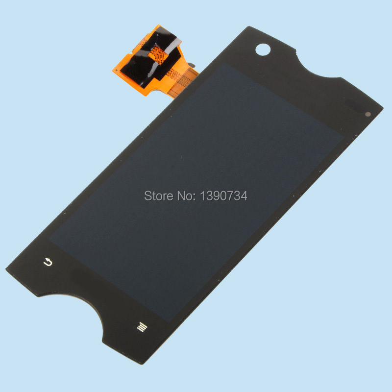 Best Quality Full LCD Screen Touch Screen Digitizer Assembly For Sony Xperia Ray ST18i ST18 Free Shipping