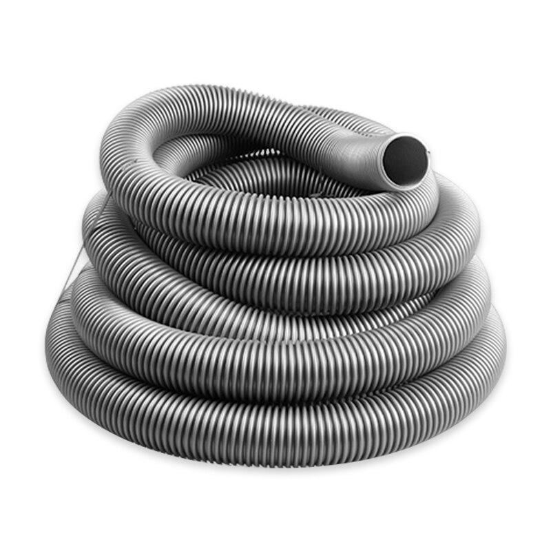 1 м внутренняя Диаметр 38 мм серый высокое Температура гибкий EVA шланг пылесоса поставить оборудование Дренаж/ орошения