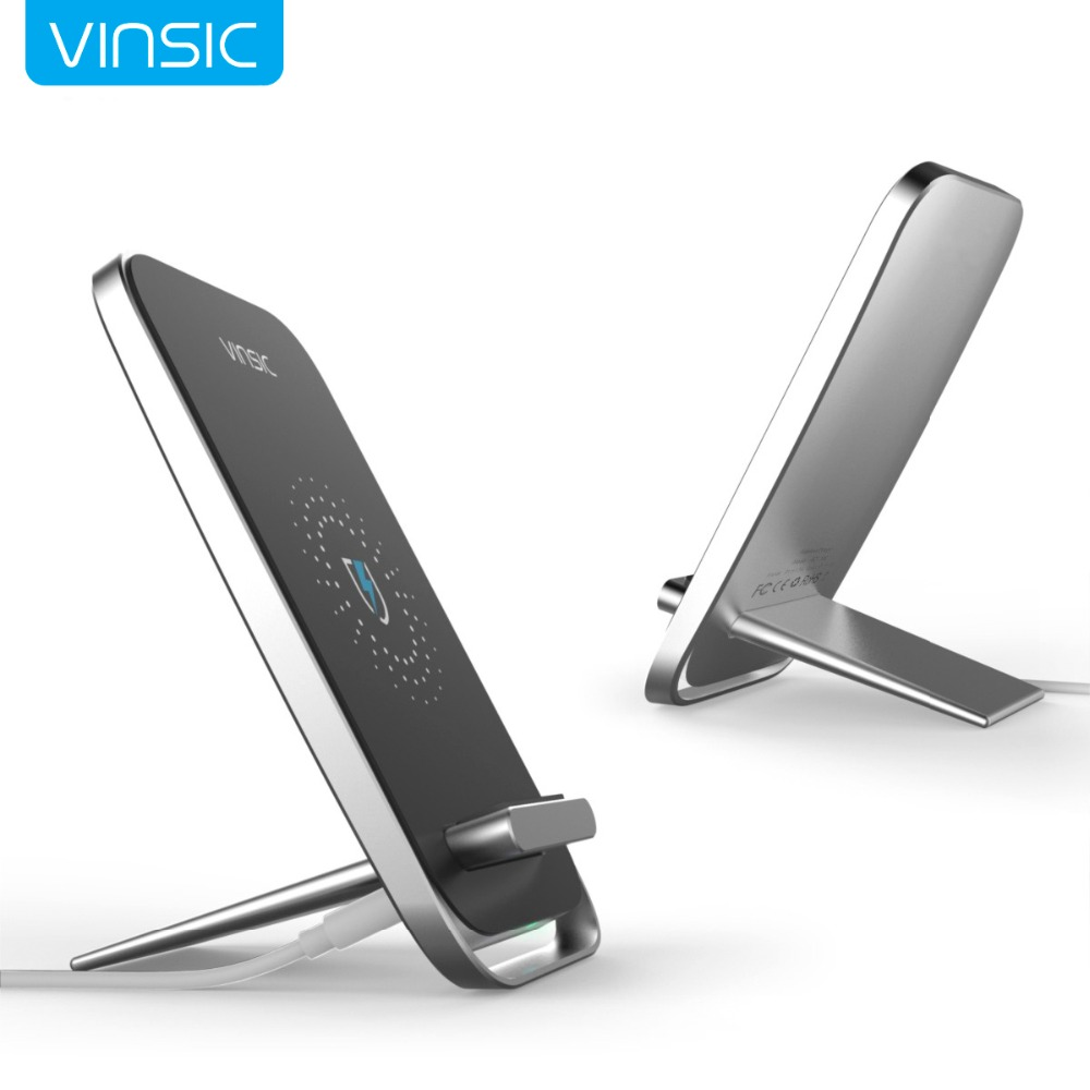 Vinsic Fantasy W6 Intellective Three Coil wireless Charger