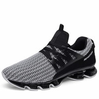 new popular Summer Men Sneakers Men'S Shoes Comfortable Mesh Shoes For Men Size 36 48 Fashion Spring Outdoor Shoes Men Casual